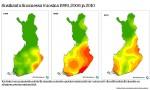 Susikanta on romahtanut Suomessa vuoden 2006 jälkeen. 2000-luvun alku oli kannan voimakkaan kasvun aikaa.