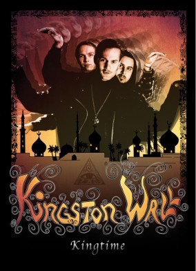 Kingston Wall: Kingtime-dvd (2015)