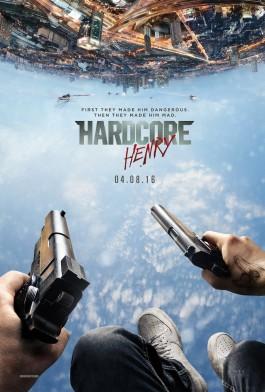 Hardcore Henry (2015) Ohjaaja: Ilya Naishuller Rooleissa: Tim Roth, Sharlto Copley, Haley Bennett, Danila Kozlovsky, Andrei Dementiev Ensi-ilta: 8.4.2016 Kesto: 1h 37 min K18