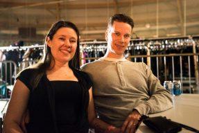 Maria Tanskanen ja Jukka Rahunen arvioivat, että yleisöön vetoava huippunimi festareilta puuttuu.