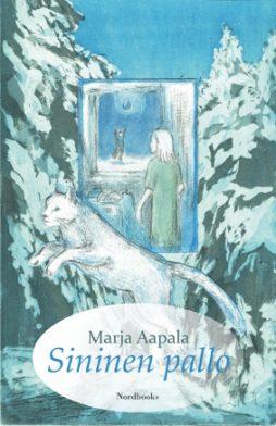 Marja Aapala: Sininen pallo. Nordbooks 2016. 203s.