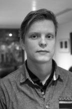 ISYY:n hallituksen työelämä- ja yritysyhteistyövastaava Janne Kylämäki.