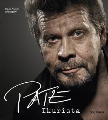Pauli Mustajärvi: Pate Ikurista. Docendo 2016. 192s.